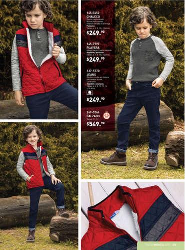 Vestir Infantil Otoño 2019- Page 1