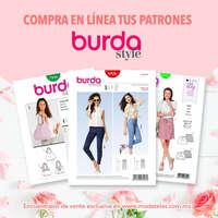 Compra tus patrones Burda Style