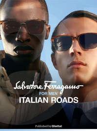 Men Italian Roads