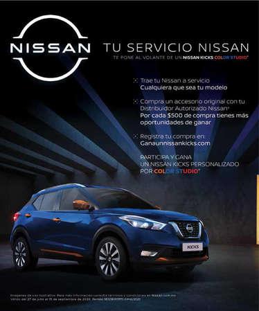 Servicio Nissan- Page 1