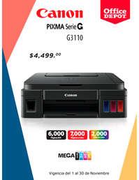 Canon Pixma Serie G