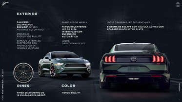 Ford mustang bullitt 2020- Page 1