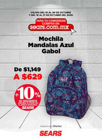 Sears Mochilas