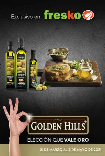 Golden Hills- Page 1