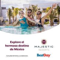 Desconéctate en Cancún