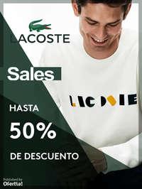 Catálogo de ofertas de Lacoste en San Pedro Garza García - Ofertia d90bca0c06e