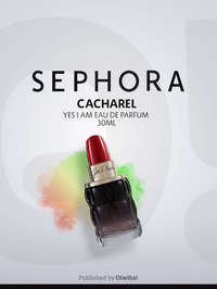 Sephora Cacharel