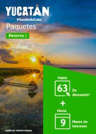 Paquetes a Yucatán