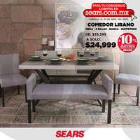 Sears muebles