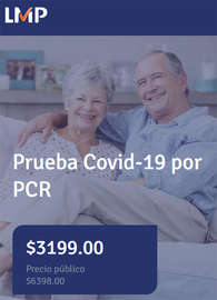 Prueba covid x PCR