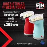 Fin Irresistible