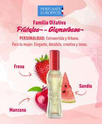 Perfumes frutales