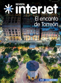 Revista Interjet Mayo