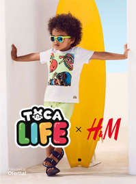 Toca Life x H&M