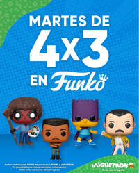 Funkos al 4x3