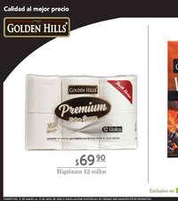 Calidad al mejor precio, Golden hills