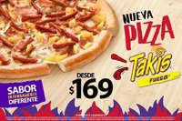 Pizza Takis