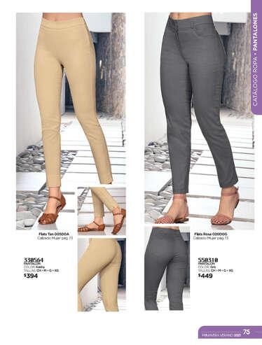 Comprar Pantalones Entubados Mujer Al Mejor Precio Ofertia
