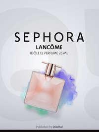 Sephora Lancome