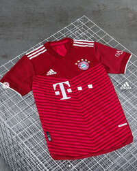 FC Bayern Munich Local 21 - 22