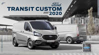 Ford transit custom 2020