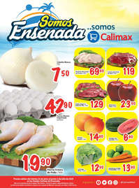 Somos Calimax - Ensenada