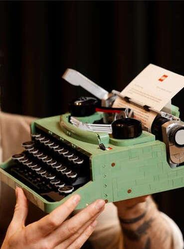 Máquina de escribir- Page 1