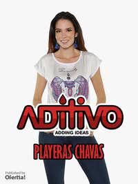 Playeras chavas