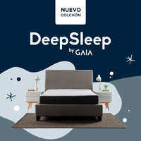 Nuevo colchón deep sleep