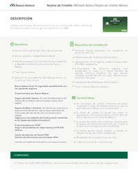 Tarjeta de Crédito ABCredit Básica