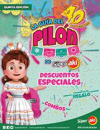 La guía del Pilón