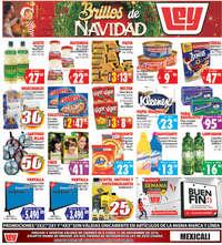 Brillos de navidad - Mexicali